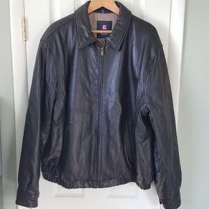 NWOT leather jacket